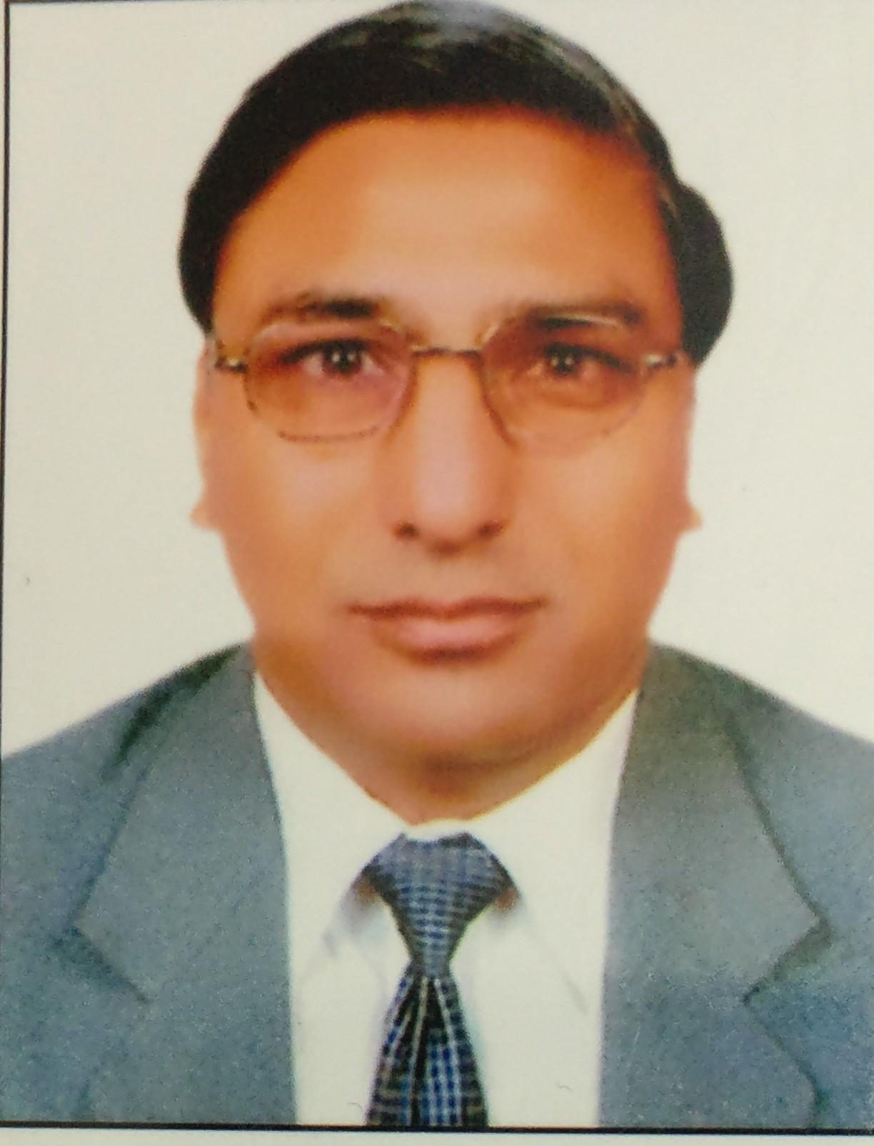 Mr. D R Sharma