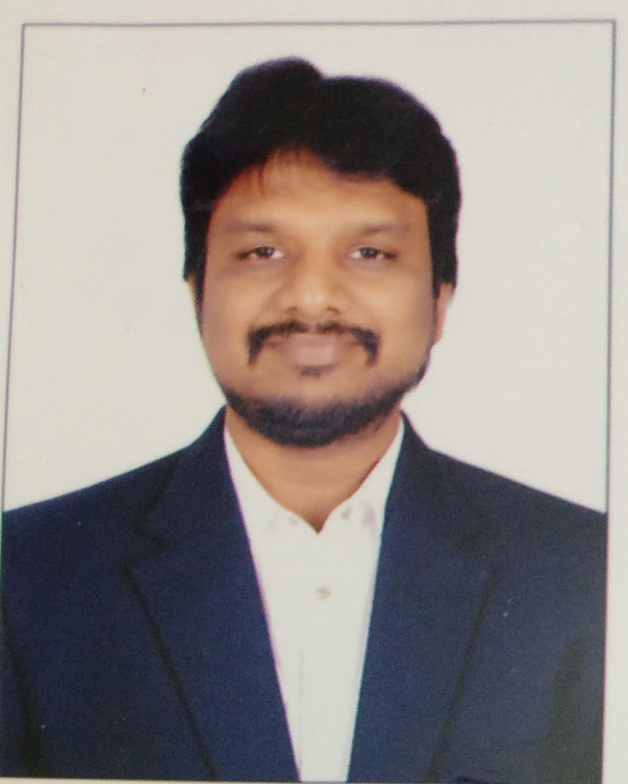 Mr. G Dinesh Kumar
