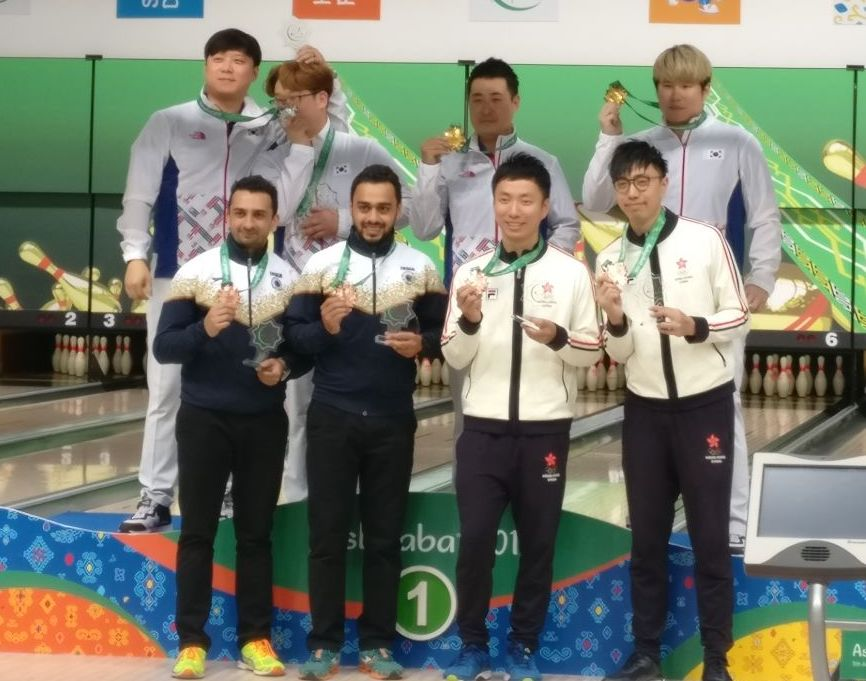 Dhruv Sarda & Shabbir Dhankot win Men's Doubles Bronze at 5th Asian Indoor & Martial Art Games, Ashgabat