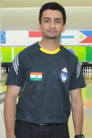 Dhruv Sarda finishes 6th at  Malaysian International Open 2014